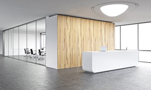 Reception Large Oval + Light